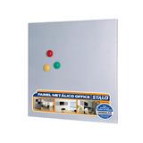 Painel Metálico Para Fotos E Recados 53x53cm Alumínio