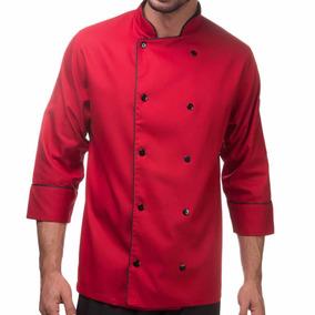 Jaqueta Chef Doma Cozinha Restaurante Gastronomia Gourmet