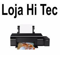 Impressora Fotográfica E Cd Epson L805 Promocão Wifi