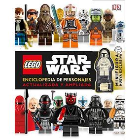 Lego Star Wars. Enciclopedia De Personajes Actu Envío Gratis