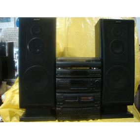 Conjto De Som Sony Lbt-a495 - Impecavel - U. Dono - Perfeito