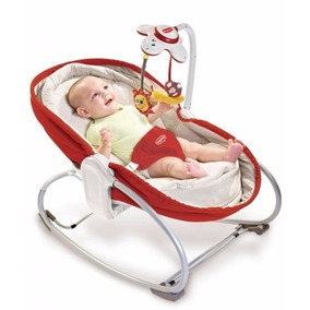 Cadeira Balanço Bebê Musical Tiny Love Posição Anti Refluxo