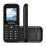 Celular Alcatel 1050e Dual Sim, Radio Fm/mp3, Garantía 1 Año