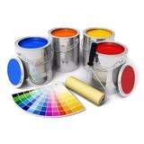 Aprende A Fabricar Pinturas - Barnices Y Recubrimientos