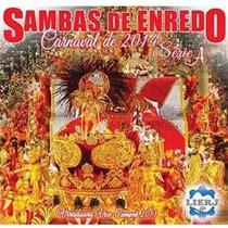 Sambas De Enredo 2014 Serie A[cd Novo De Fabrica]