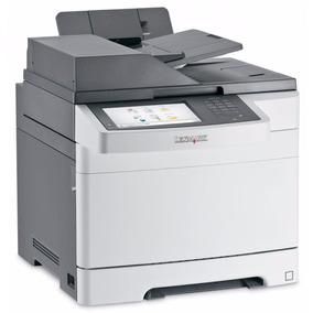 Multifuncional Laser Color Lexmark Cx510dh Nova Garantia Nf