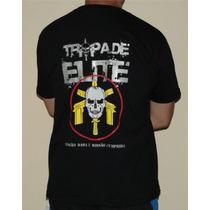 Camiseta, Tropa De Elite, Bope, Filme, Policia,militar