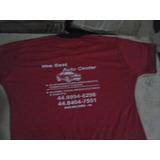 Camisetas Promocionais (personalizadas) 10 Unid