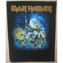 Back Patch - Iron Maiden - Live After Death - Importado