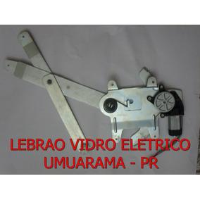 Maquina Vidro Eletrico Dianteiro Com Motor S-10 Até 2011