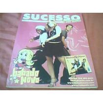 Babado Novo-capa-revista Sucesso- Nº 86- Jan- 2004