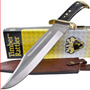 Faca Bowie Timber Rattler Western -full Tang- Aço Cirurgico