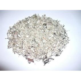 Prata Pura 1000 Granulada Direto Da Fundição-dantas