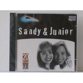 Cd Sandy & Junior - Coletânea C/20 Sucessos. Novo. Original.