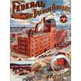 Nova York Cerveja Fabrica Beer Vintage Frances Poster Repro
