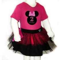 Disfraz Halloween Para Bebes - Minnie Mouse Personalizado