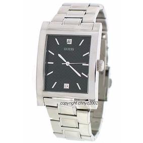 Relógio Guess Masculino Mod. G10196g Aço Inoxidável Lindo