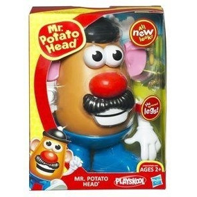 276561480 Mr. Potato Head Sr. Cabeça De Batata Novo Visual