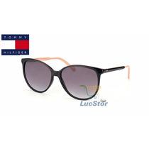 Oculos De Sol Tommy Hilfinger Th1261/s-57-4lun3 Acetato