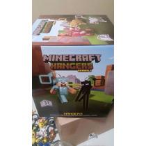 Llaveros Minecraft Hangers Serie 2 Caja De 24 Piezas Nuevos