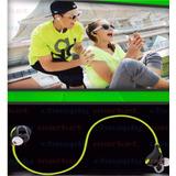 Audifonos Bluetooth Con Microfono Mp3 Manos Libres Fitness