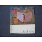 Catalogo Paul Klee, Museo Nacional De Bellas Artes 1970