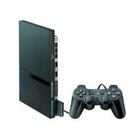 Video Game Semi Novo Playstation Ps2 Slim Modelo 9001 Sony