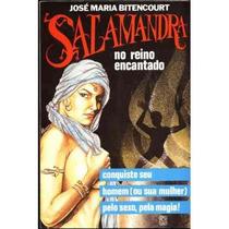 Salamandra No Reino Encantado