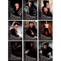 Cards Especiais - X-men 3 Movie - Wolverine In Action Set