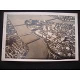 Cartão Postal Antigo Vista Aérea Recife Pe