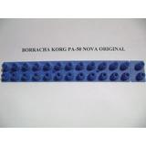 Borracha Korg Pa50 / Pa50sd Etc... Nova Original C/garantia