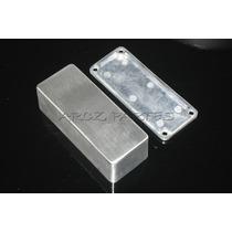 Caixa Box De Aluminio A - Pedais De Efeito Guitarra Ou Baixo