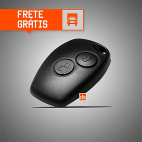 Frete Grátis - Capa Chave Renault - Logan/sandero/novo Clio/