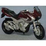 Yamaha Tdm 850 Welly 1:18 Super Máquina Motocicleta Moto
