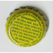 Tampinhas Antigas - Refrigerante Coca-cola (escrita Verde)