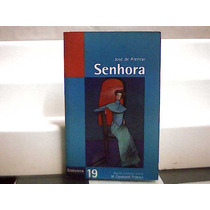 José De Alencar Livro Senhora Biblioteca Folha