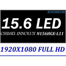 Tela 15.6 Led Full Hd 1920x1080 N156hge-l11 Asus Dell Lenovo