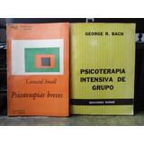 Lote De 2 Libros Sobre Psicoterapias