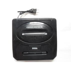 Console Mega Drive Ill Tec Toy Com 10 Super Jogos Na Memória