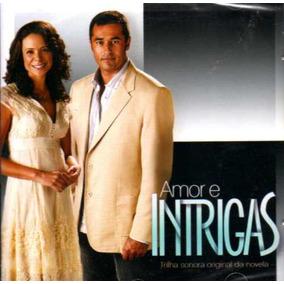 Amor E Intrigas - Rede Record - 2008-cd Lacrado