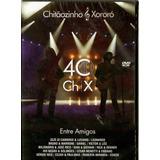 Dvd Chitãozinho & Xororó - 40 Anos Entre Amigos ***