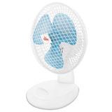 Ventilador Mesa Personal Fan C/2 Velocidades, Regulagem 220v