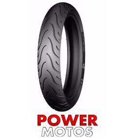 Pneu Dianteiro Michelin 80/90-17 Pilot Street Biz 100 - 125
