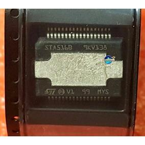 Sta516b Sta 516b Sta516 Amplificador Audio Hi-fi Factura A B