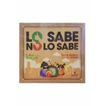 Lo Sabe No Lo Sabe - Gato Garabato Ciudad Rayuela