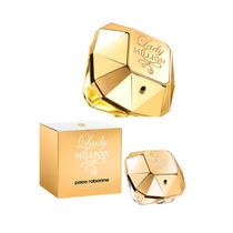 Perfume Lady Milion 80ml Edt Paco Rabanne - Original