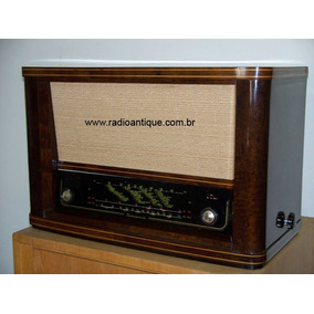 Esquema Serviço Rádio Telespark Mod Fu 72 Ano 1954 Via Email
