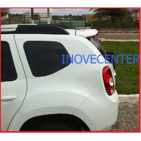 Aerofólio Para Renault Duster Acessorio Nao Cromado !!!