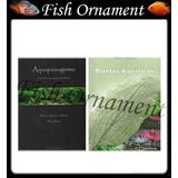 2 Livros Aquapaisagismo Guia Plantas Aquaticas Fish Ornament