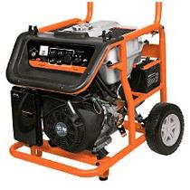 Generador Electrico A Gasolina 8000 W Truper Planta 15345